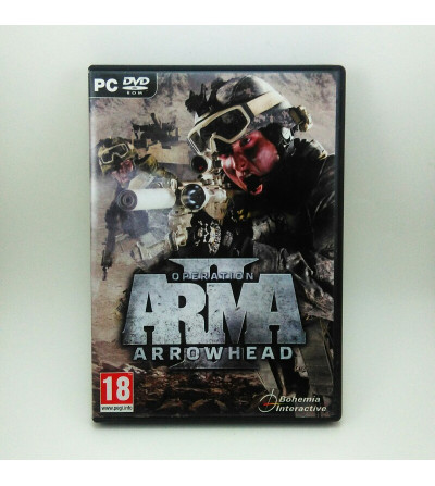 ARMA II OPERATION ARROWHEAD