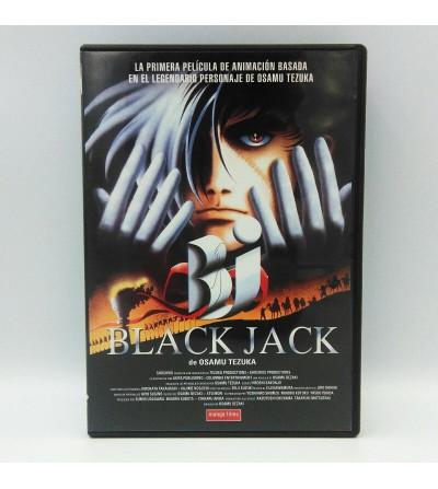 BLACK JACK DE OSAMU TEZUKA