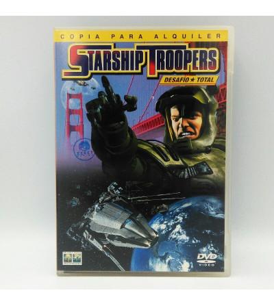 STARSHIP TROOPERS DESAFIO...