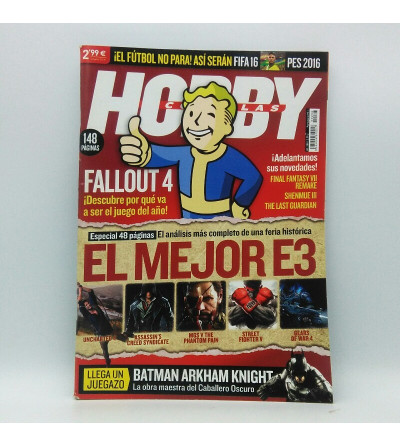 HOBBY CONSOLAS Nº 288