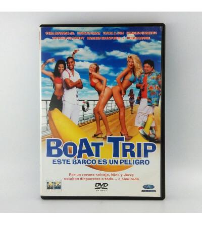 BOAT TRIP ESTE BARCO ES UN...