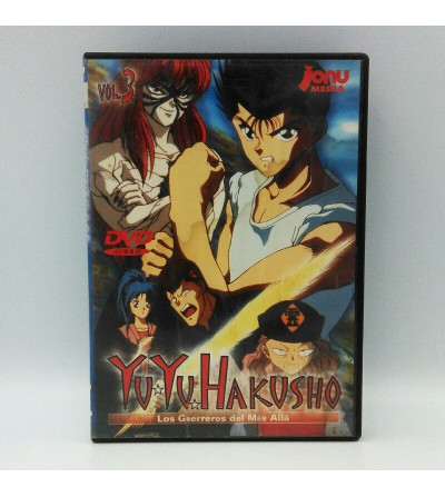 YU YU HAKUSHO - VOLUMEN 03...
