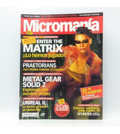 MICROMANIA Nº 098