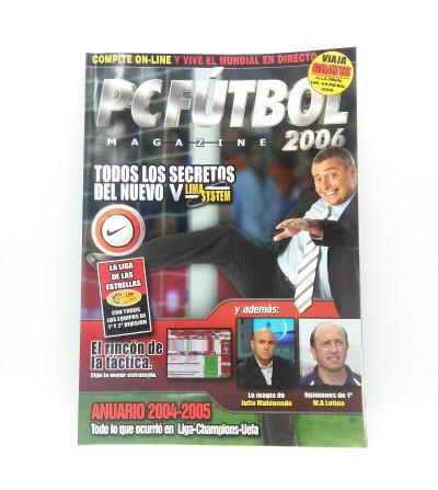 PC FUTBOL 2006 MAGAZINE