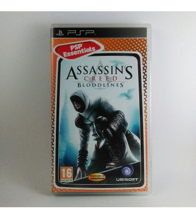 ASSASSIN´S CREED BLOODLINES...