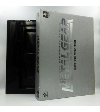 METAL GEAR SOLID LIMITED...
