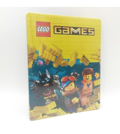 LEGO GAMES - CAJA METALICA...