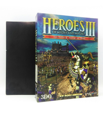 HEROES OF MIGHT AND MAGIC...