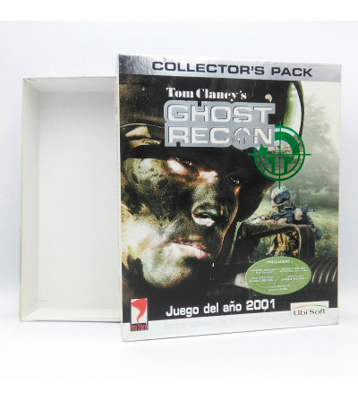 GHOST RECON COLLECTOR´S...