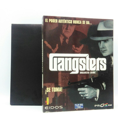 GANGSTERS ORGANIZED CRIME...
