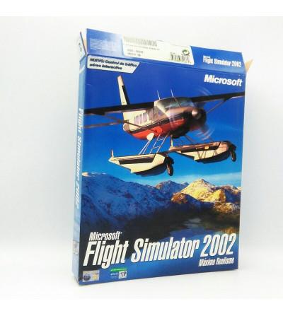FLIGHT SIMULATOR 2002 1ª...