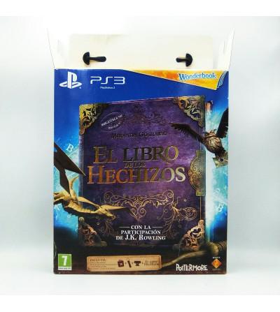 EL LIBRO DE LOS HECHIZOS...