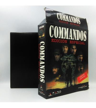 COMMANDO EDICION ESPECIAL...