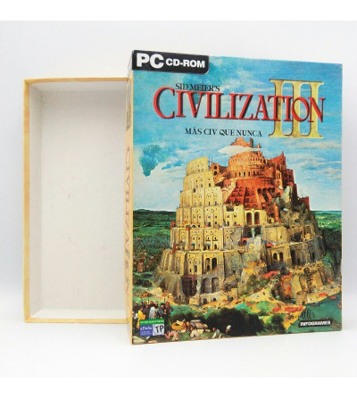 CIVILIZATION III 1ª EDICION