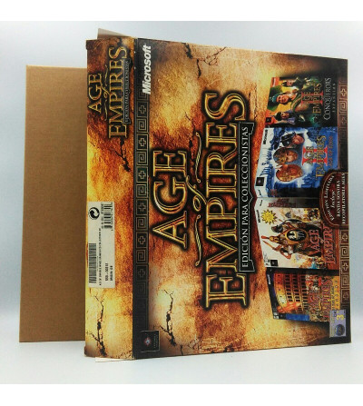 AGE OF EMPIRES I & II...