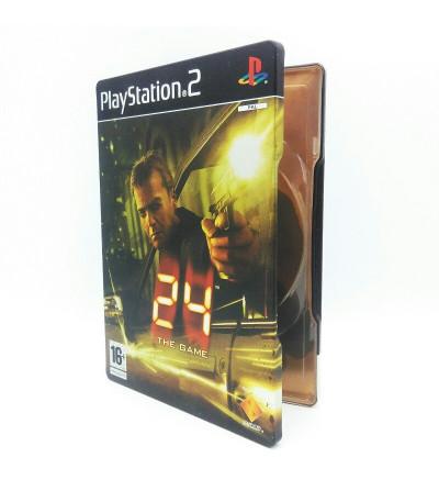 24 THE GAME - CAJA METALICA...