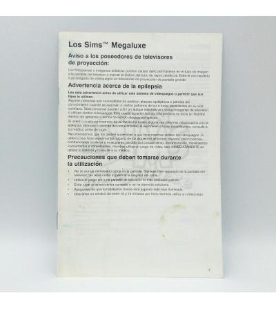 LOS SIMS EDICION MEGALUXE