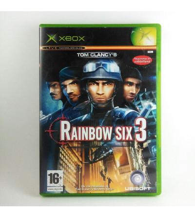 RAINBOW SIX 3 TOM CLANCY´S