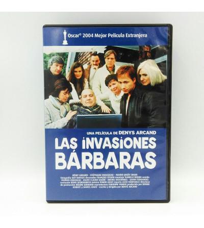 LAS INVASIONES BARBARAS