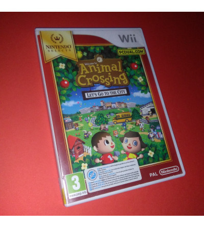 ANIMAL CROSSING LETS GO TO...