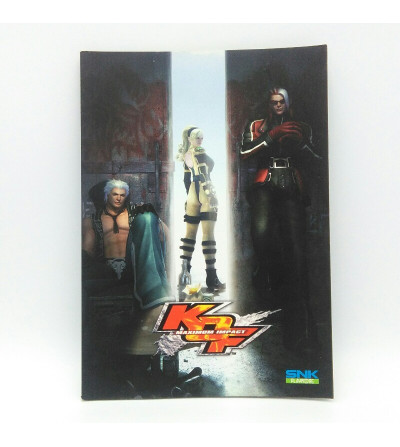 KING OF FIGHTERS MAXIMUM...