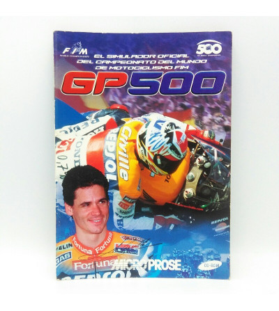 GP 500 1ª EDICION