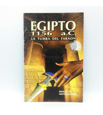EGIPTO 1156 A.C. LA TUMBA...