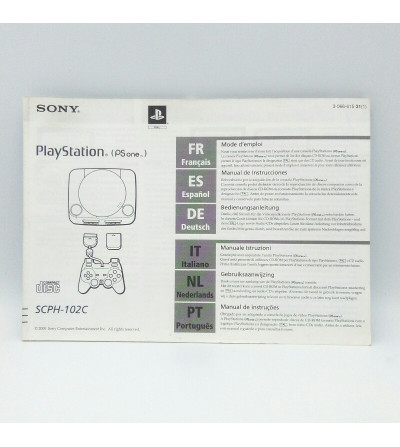 CONSOLA PLAYSTATION 1 PSONE...