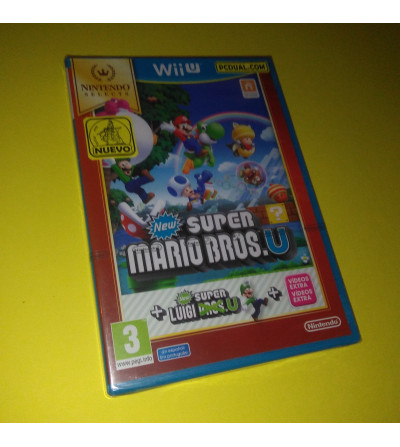 NEW SUPER MARIO BROS U +...