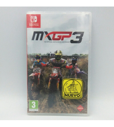 MXGP3 THE OFFICIAL...