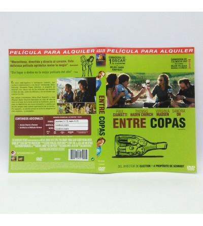 ENTRE COPAS - EDICION ALQUILER
