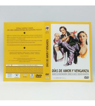 DIAS DE AMOR Y VENGANZA