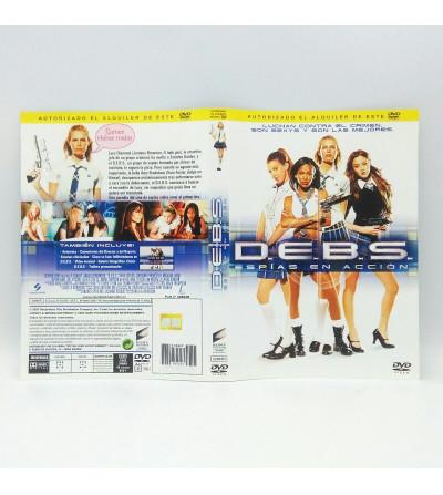 D.E.B.S. ESPIAS EN ACCION -...