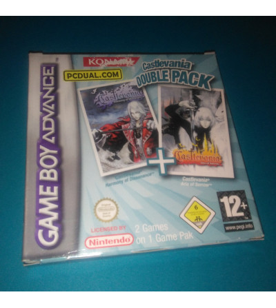 CASTLEVANIA DOUBLE PACK...