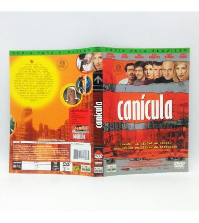 CANICULA - EDICION ALQUILER