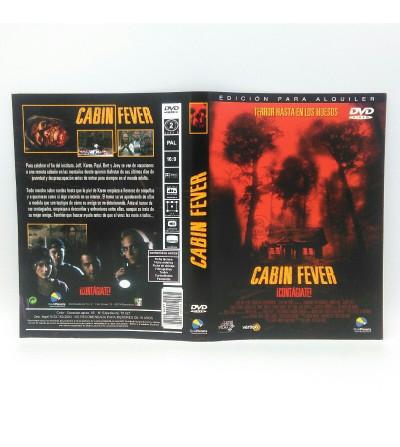 CABIN FEVER - EDICION ALQUILER