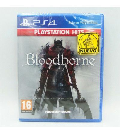 BLOODBORNE - PLAYSTATION HITS