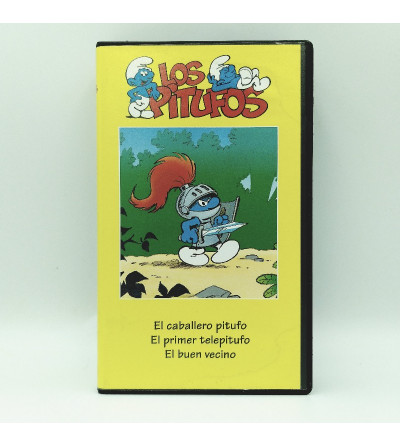 LOS PITUFOS Nº 08