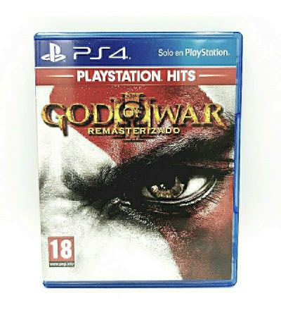 GOD OF WAR III...