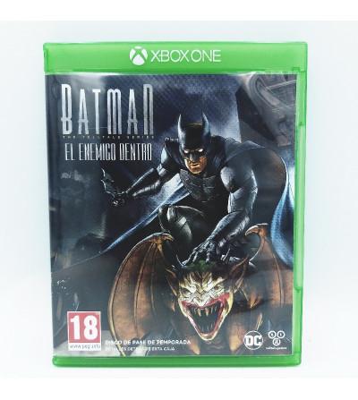 BATMAN THE TELLTALE SERIES...