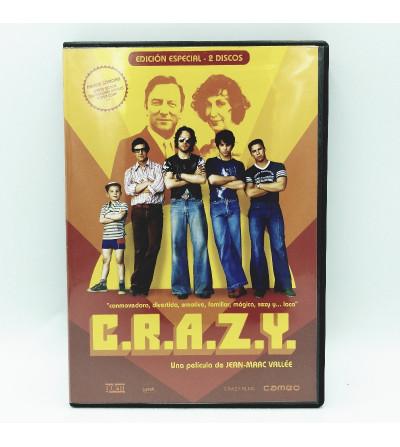 C.R.A.Z.Y. (CRAZY) -...