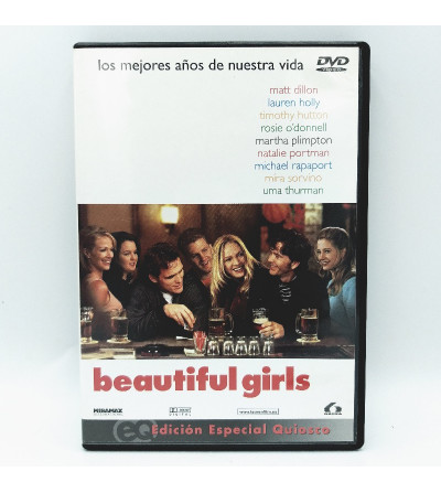 BEAUTIFUL GIRLS - EDICION...