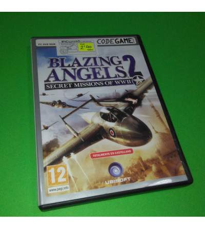 BLAZING ANGELS 2 SECRET...