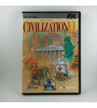 CIVILIZATION II SID MEIER´S