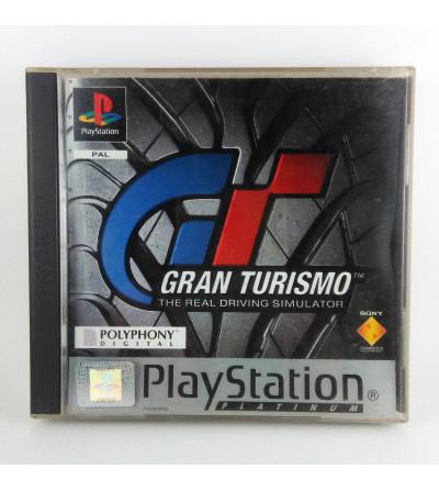 GRAN TURISMO - PLATINUM