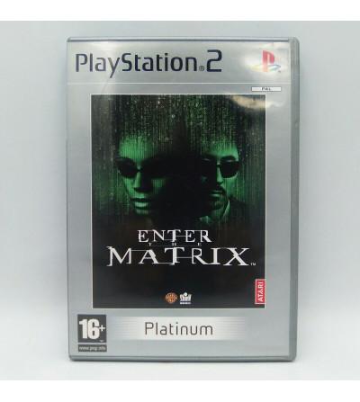 ENTER THE MATRIX - PLATINUM