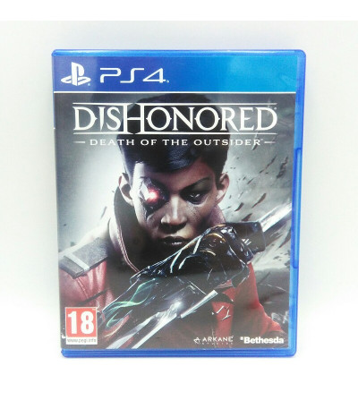 DISHONORED DEATH OF THE...