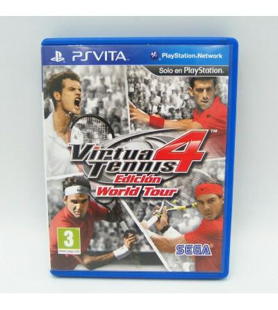 VIRTUA TENNIS 4 EDICION...
