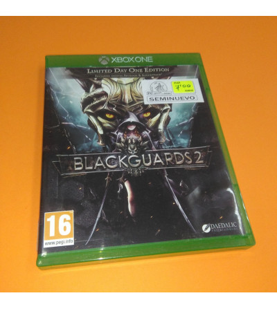 BLACKGUARDS 2 LIMITED DAY...