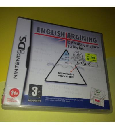 ENGLISH TRAINING DISFRUTA Y...